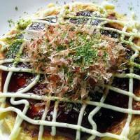Let's Cook : Okonomiyaki