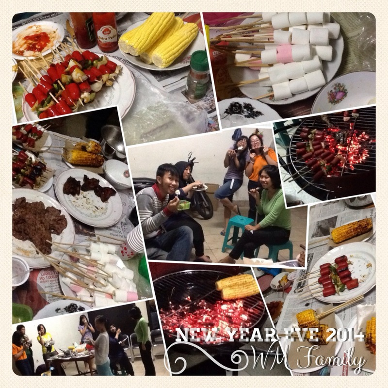 New Year Eve 2014 with WiLD MiLD Family